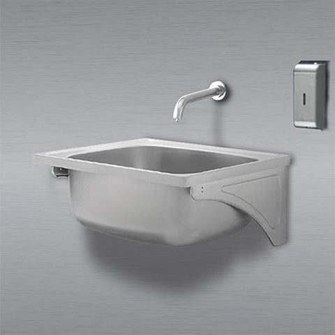 Franke Luxtub LDL Wall Mounted Stainless Steel Wash Trough 2560001