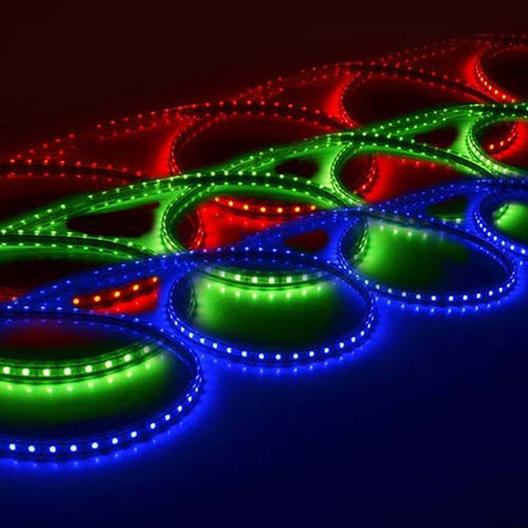 Eurolux LED Strips 7.2W/M 5M Red/Green/Blue G806RGB