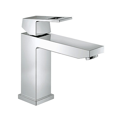 GROHE Eurocube Smooth Single Lever Basin Mixer - M-Size