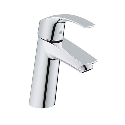 Grohe Eurosmart Single Lever Basin Mixer Tall Height