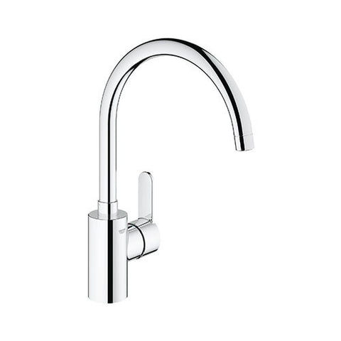 GROHE Eurostyle Cosmo Single Lever Sink Mixer with Swivel Spout