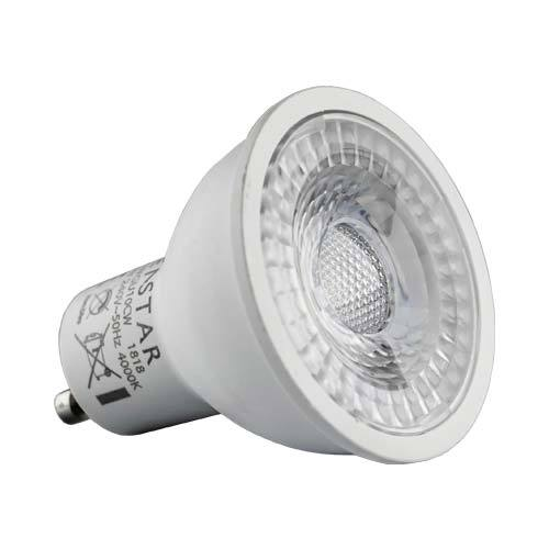 Genstar LED Dimmable Bulb GU10 7W Natural White