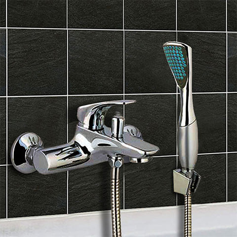 Gamma Bath Mixer with Shower Set