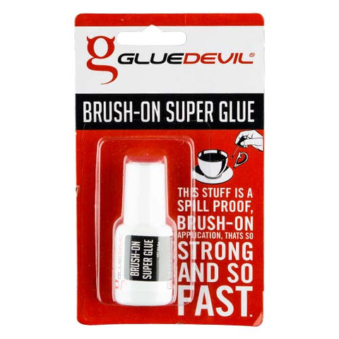 Gluedevil Super Glue Brush On 8G