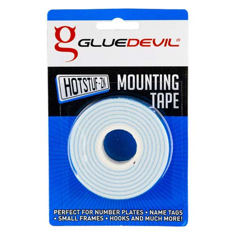 Glue Devil Double Sided Tape 3 x 18mm x 1m