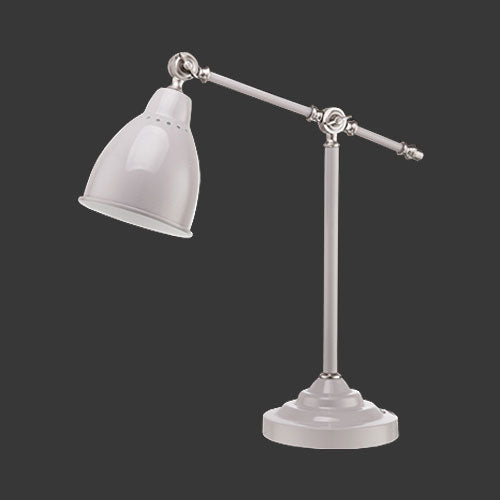 K. Light Executive Desk Lamp - Grey