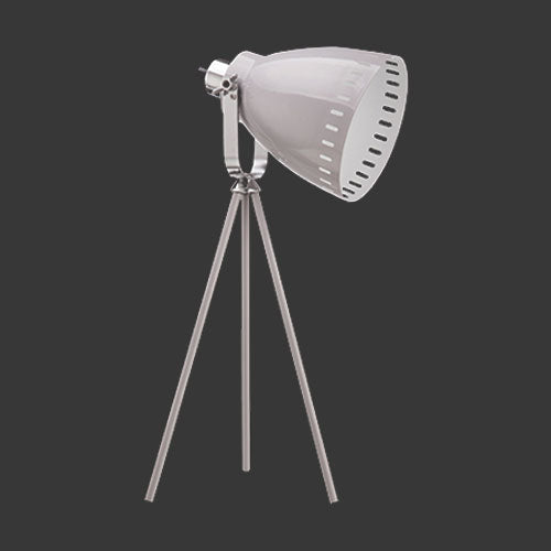 K. Light Tri Pod Desk Lamp - Grey