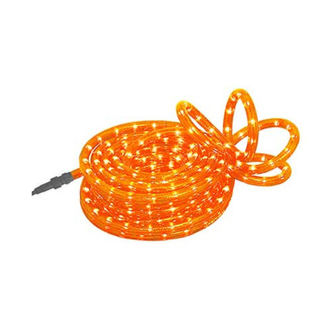 Eurolux 10M Orange Rope Light with Controller