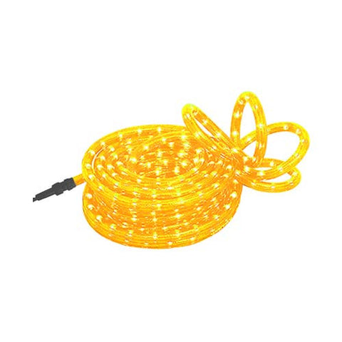 Eurolux 10M Yellow Rope Light with Controller
