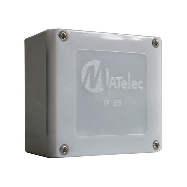 MATelec Adjustable LUX-level Day Night Sunset Switch