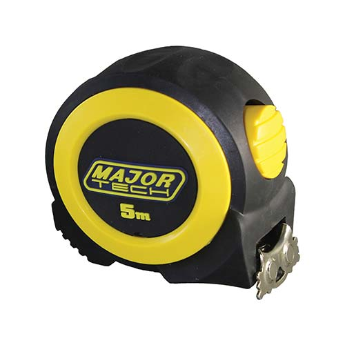 Major Tech Tape Measure with Magnetic Tip 5m