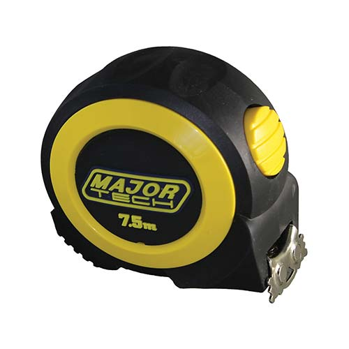 Major Tech Tape Measure with Magnetic Tip 7.5m