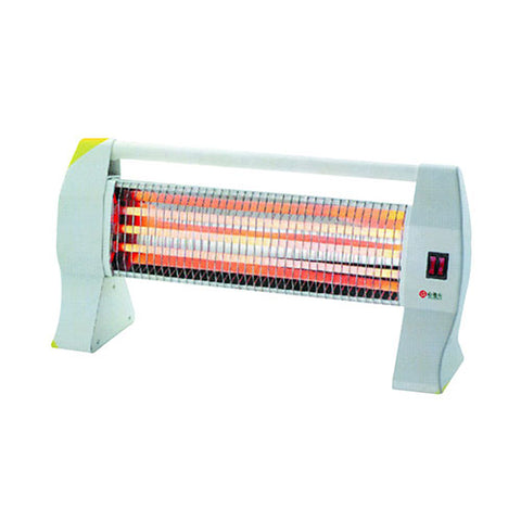 ACDC 3 Bar Halogen Heater - 1200W