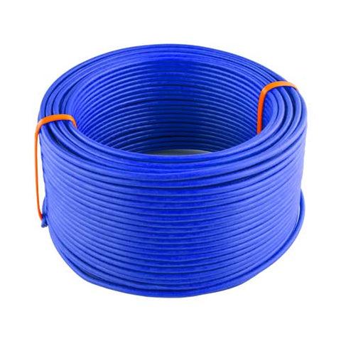 House Wire 1.5mm² Blue - 10 to 100m