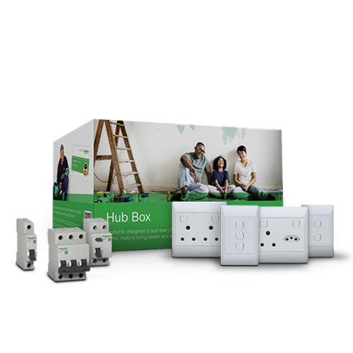 Schneider Electric HUB Box