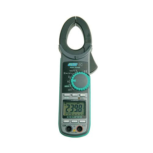 Major Tech Professional True Rms Ac Dc Clamp Meter 600A