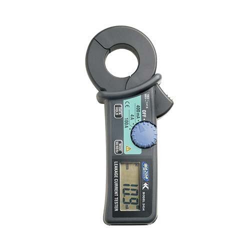 Major Tech Leakage Clamp Meter 100A K2434