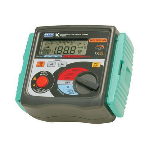 Major Tech Digital Insulation Tester 250/500/1000V K3007