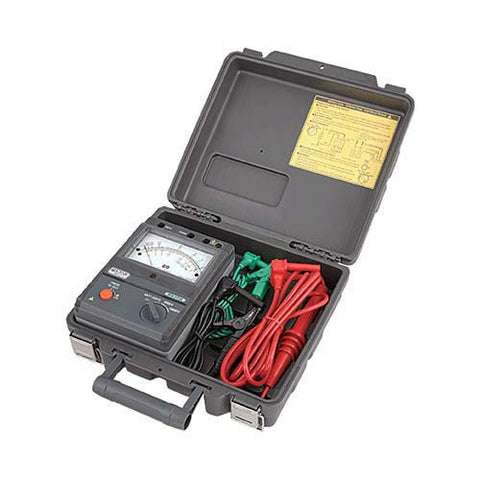 Major Tech Analogue Insulation Tester 2500V K3121