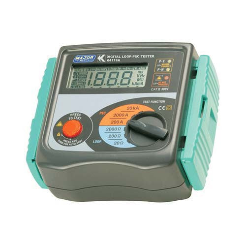 Major Tech Digital Tester Loop/PSC Tester K4118