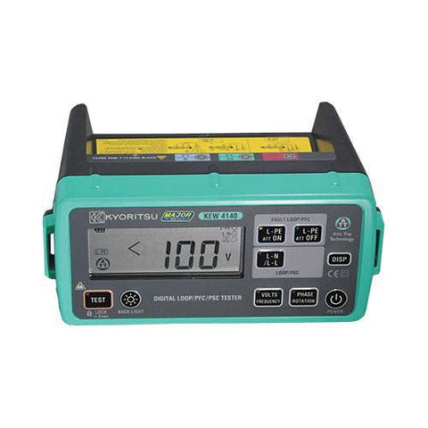Major Tech Digital Loop/PFC/PSC Tester K4140