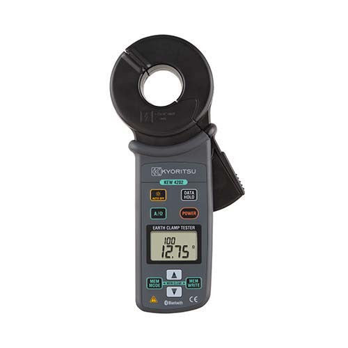 Major Tech Earth Resistance Clamp Meter with Bluetooth K4202