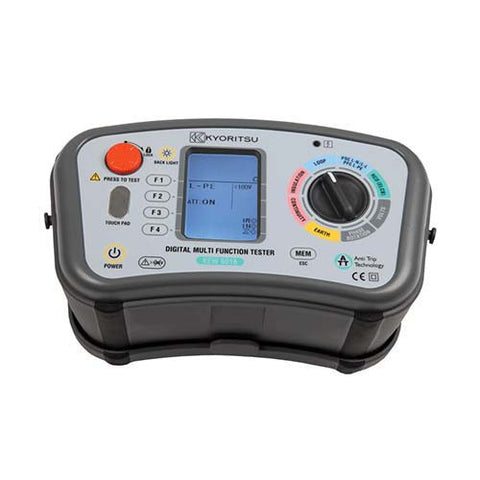 Multi Function Tester With Memory Usb Interface