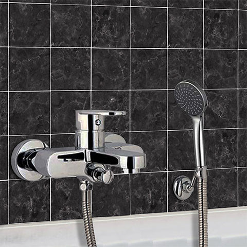 Kappa Bath Mixer with Shower Set