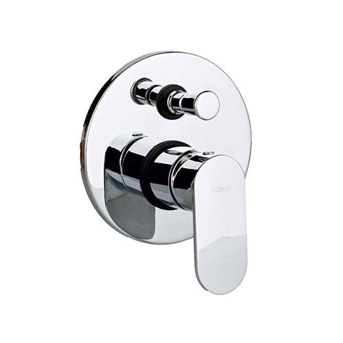 Kappa Concealed Bath Mixer With Diverter
