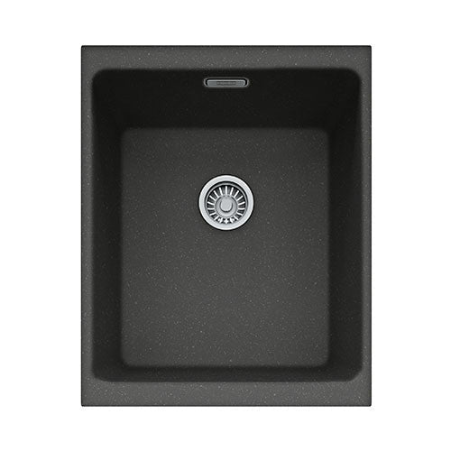Franke Fragranite Undermount Sink : Sinks & Taps - Franke Kubus KBG110-34 Fragranite Undermount Sink Onyx ...