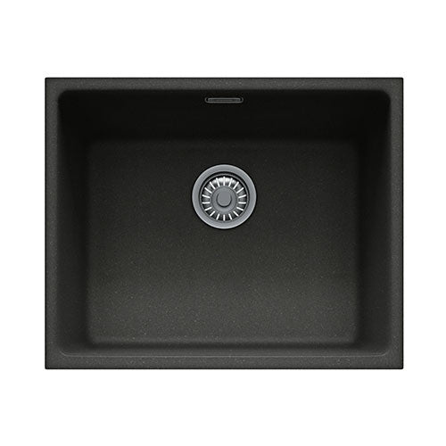 Franke Kubus Undermount Kitchen Sink Kbg 110 50 Onyx