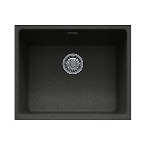 Franke Kubus KBG110-50 Fragranite Undermount Sink Onyx 1250005