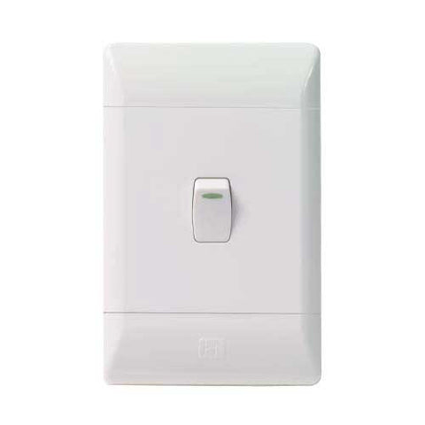 Cbi Pvc 1 Lever 1 Way Light Switch