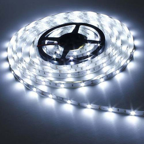 Eurolux LED Strips 7.2W/M 3M Cool White G810CW