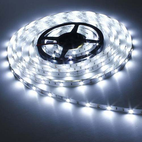 Eurolux LED DIY Strip Light Kit Strip 4.8W 370lm Cool White - 1m