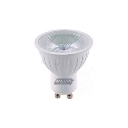 Major Tech LED LGU10 Dimmable Spotlight Bulb GU10 5W 332lm Warm White
