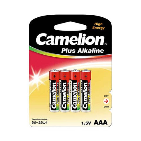 Major Tech AAA Type, 1.5V Plus Alkaline Battery