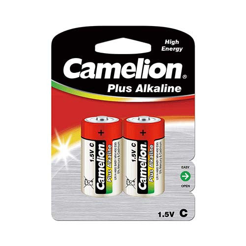 Major Tech C Type, 1.5V Plus Alkaline Battery