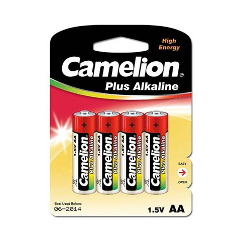 Major Tech AA Type, 1.5V Plus Alkaline Battery
