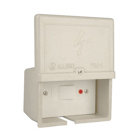 Lesco Allbro Weatherproof Box Surface Isolator 30A