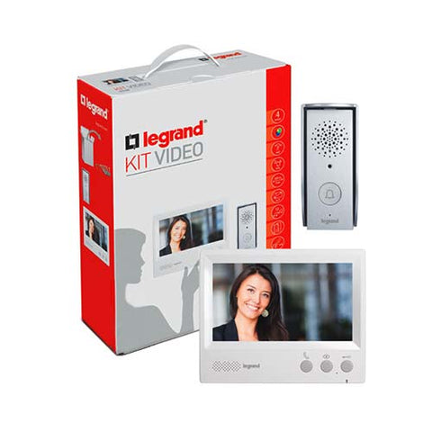 Legrand 7 Complete Colour Video Kit
