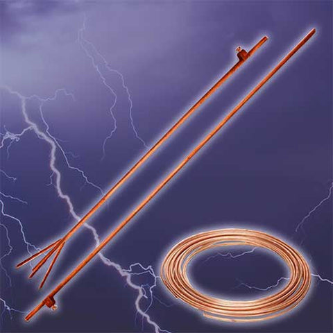 Lightning Conductor Kit
