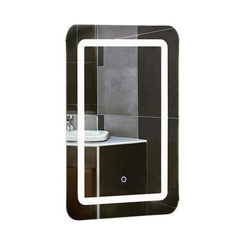 Bright Star LED Rectangle Mirror Light with On / Off Mirror Switch