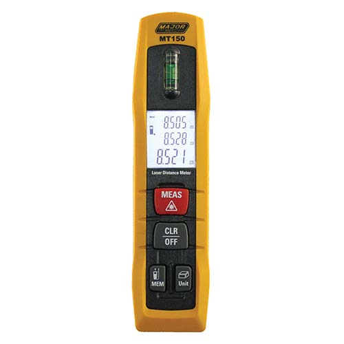 Major Tech Professional Laser Distance Meter 50m