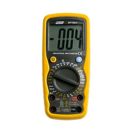 Major Tech General Purpose Multimeter