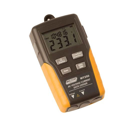 Major Tech AC Voltage & Current Data Logger MT250
