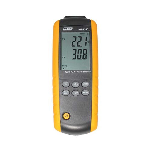 Dual Channel Digital Thermometer