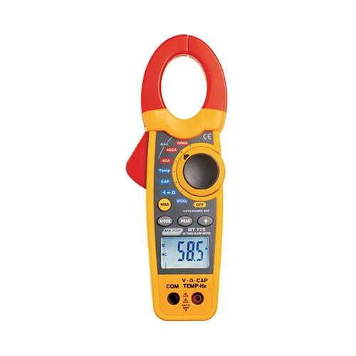 Major Tech AC True RMS Clamp Meter 1000A MT775
