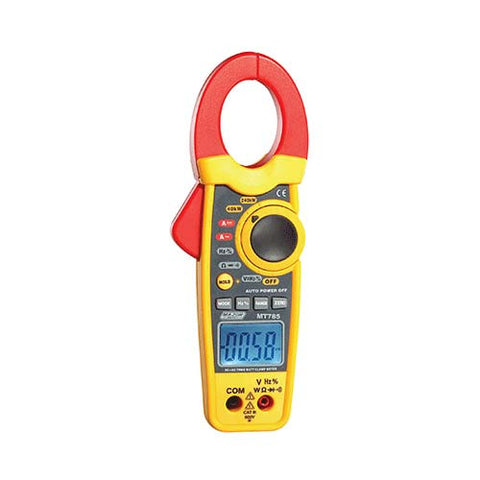 Major Tech AC/DC Watt Clamp Meter MT785