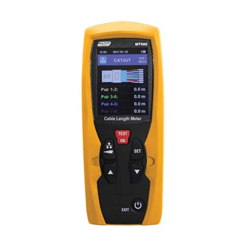 Major Tech TDR Cable Length Meter